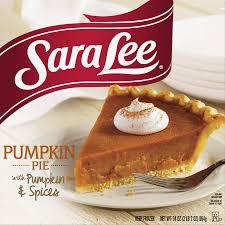 Libbys Pumpkin Cheesecake Kit by Sara Lee Oven Fresh Pumpkin Pie 34 Oz Frozen Amazon Com