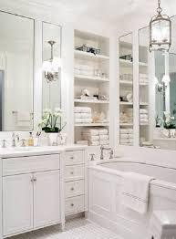 Industrial Bathroom Cabinet Mirror by Bathroom Industrial Bathroom With Metal Carts And White Subway