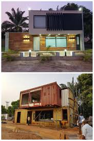 104 Container Homes Shipping Home In Abuja Nigeria Living In A