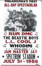 All Rap Spectacular Run DMC The Beastie Boys