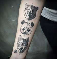 Creative Animal Forearm Design By Lucas Martinelli