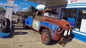 Real Life Mater Tow Truck - YouTube Disneypixar Cars 3 Tow Mater Max Truck Maters Shed 10856 Duplo 2017 Bricksfirst Lego Huge Max Tow Up To 200lbs Monster Truck Running Over Real Life Youtube Dec112031 Disney Traditions Mater Tow Truck Previews World The Editorial Photo Image Of Towing 75164471 Wall Decals Party City Canada Metal Diecast Car Movie 399 Pclick Lightning Mcqueen And Figure By Precious Moments Shopdisney Meet Dguises With All The Monster Posts Ive 1958 Chevrolet F31 Anaheim 2015