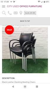 SUMMER SALE NOW ON ALL STACKING OFFICE CHAIRS In CM20 Harlow ... Buro Quad Stackable Chair Sale Caper Caper Jeff Weber Webber Design Hmanmiller And Herman Miller Office Priced 56700 Yen Brown Chairs Seating Sofa Gang Chairs Auditorium Amazoncom Cjc Set Of 6 Mesh Upholstered Stacking Conway Spring Green Fabric 2 Keilhauer Also Lifetime Black Utility 4 Boss Products B9503be Square Back Dimont With Arms In Blue Bentonville Visitor Conference 60s Stylish Stacking Office Chair Woodgreen