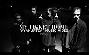 My Ticket Home Premiere New Music Video for