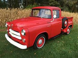 Restored Gem: 1955 Dodge C3-B6 Pickup - Http://barnfinds.com ... These Eight Obscure Pickup Trucks Are Vintage Design Classics Custom Stretched 1947 Chevy 3800 2007 Dodge Ram 3500 Readers Sgt Rock Rare 41 Pickup Stored As Tribute To Military Cool Vintage Log Trucks Bone Yard Of Old Youtube Eye Candy 1950 Fargo The Star Classic Awesome 1985 Ramcharger Suv Mopar Hot Rod 1945 Top Speed 10 Pickups Under 12000 Drive Truck 1934 Kc Info Antique Automobile Club 1927 Brothers 34 Ton Truck Bros New