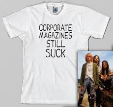 Smashing Pumpkins Shirt Etsy by Corporate Magazines Still T Shirt Kurt Cobain