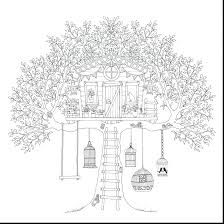 Secret Garden Coloring Pages Pdf Finished Impressive Book Games Completed Full Size