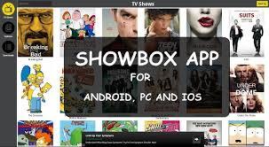 showbox app for android showbox app