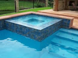 6 in x 6 in gloss tile swimming pools