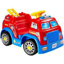 100 Power Wheels Fire Truck PAW Patrol Kids Ride On Gift Toy Car 12