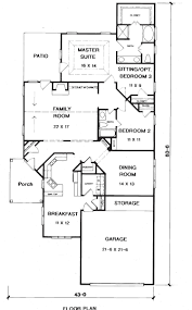 100 The Willow House Plan S Home Construction Floor S Elegant S
