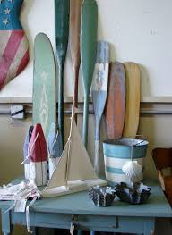 Decorative Oars And Paddles by 162 Best Vintage Oars Surf Boards U0026 Sandpails Images On Pinterest
