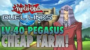 Maximillion Pegasus Deck Duel Links by Hmongbuy Net The Easiest Level 50 Pegasus Ever Yu Gi Oh