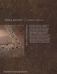 terra antica 2016 by daltile