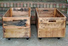 Wood Crates Cheap Wooden Outdoor Storage Bins Milk Share For Sale