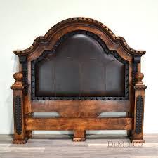Spanish Style Bedroom Set Rustic Furniture Sets Old World Pine