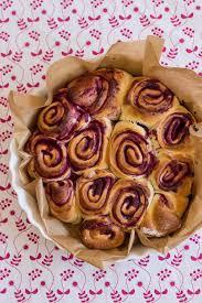kuchen ohne zucker beerenschnecken