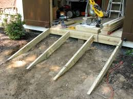 How To Build A Simple Shed Ramp by 28 How To Build A Lawn Mower Ramp Mower Loading Ramps