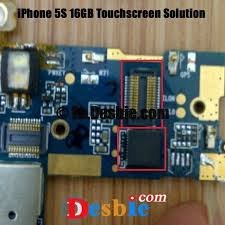 iPhone 5S 16GB Touchscreen Solution