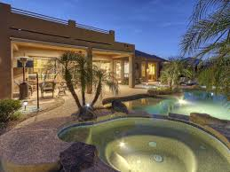 The Patio At Las Sendas by Luxury Home With Private Pool In Gated Homeaway Las Sendas