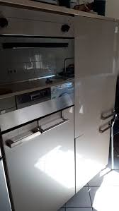 hochglanz küche vom höffner in 51371 leverkusen für 650 00