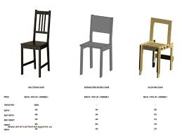 Dining Room Chairs 19 Inch Seat Height Decorative Chair 6 Tingsmombooks Of