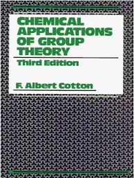 Chair Cyclohexane Point Group by Chemical Applications Of Group Theory 3rd Edition Group