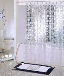 angle double shower curtain rod ceiling mounted track square mount