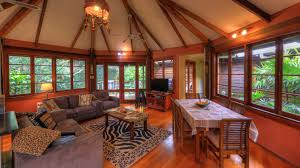 100 Tree Houses Maleny Cottage Escape With African Dining Experiences