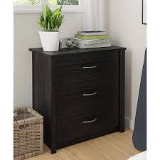 south shore savannah 3 drawer dresser with door multiple finishes