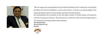 woodex asia exhibition in india woodworking machinery