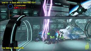 Lego Marvel That Sinking Feeling Minikit by Lego Marvel Super Heroes Level 14 A Doom With A View Free Play