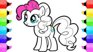 My Little Pony Coloring Book Pages