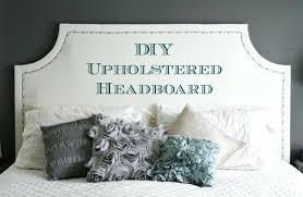 Cheap Upholstered Headboard Diy by Cheap Upholstered Headboards King Size Tufted Headboard Diy