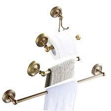 womao antik messing neu badezimmer accessoires serie 4