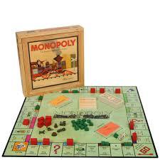 Monopoly Nostalgia Edition Board Game Image 1