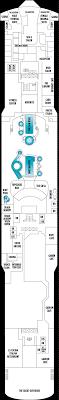 ncl gem deck plan pdf gem cruise ship deck plans cruise line