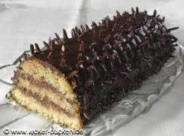 gefüllter rehrücken rehrücken kuchen kuchen und torten