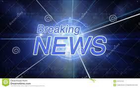Breaking News Background Generic Stock Footage