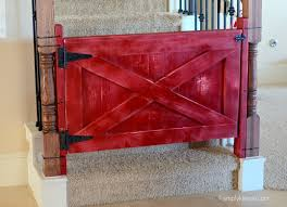 Barn Door Baby Gate | Simplykierste.com Baby Gate With A Rustic Flair Weeds Barn Door Babydog Simplykierstecom Diy Pet Itructions Wooden Gates Sliding Doors Ideas Asusparapc The Sunset Lane Barn Door Baby Gate Reclaimed Woodbarn Rockin The Dots How To Make 25 Diy 1000 About Ba Stairs On Pinterest Stair Image Result For House