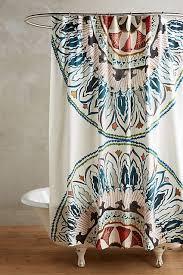 Seraphita Shower Curtain