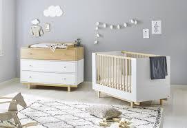 pinolino boks 2 tlg babyzimmer set natur weiß