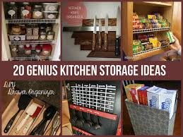 Kitchen Storage Ideas Pinterest by Kitchen Ideas Best Clever Kitchen Storage Ideas On Pinterest