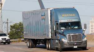 100 Werner Trucking Pay Enterprises Profits Jump 27 On Strong Truckload Performance