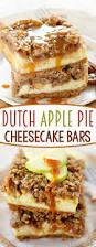 Skinnytaste Pumpkin Pie Cheesecake by Dutch Apple Pie Cheesecake Bars Recipe Apple Pie Cheesecake