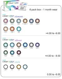 Rx Halloween Contacts by Clearlabus Eyedia Clearcolor