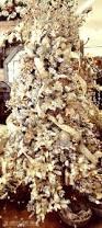 White Flocked Christmas Tree Walmart by Best 20 Luxury Christmas Tree Ideas On Pinterest Luxury