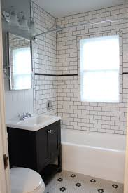 bathroom ergonomic subway tile bathtub inspirations subway tile