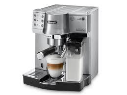 EC 860 Dedica Cappuccino Pump Espresso Machine