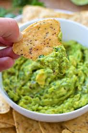 Picture Of Pumpkin Throwing Up Guacamole by Restaurant Style Guacamole Life Made Simple